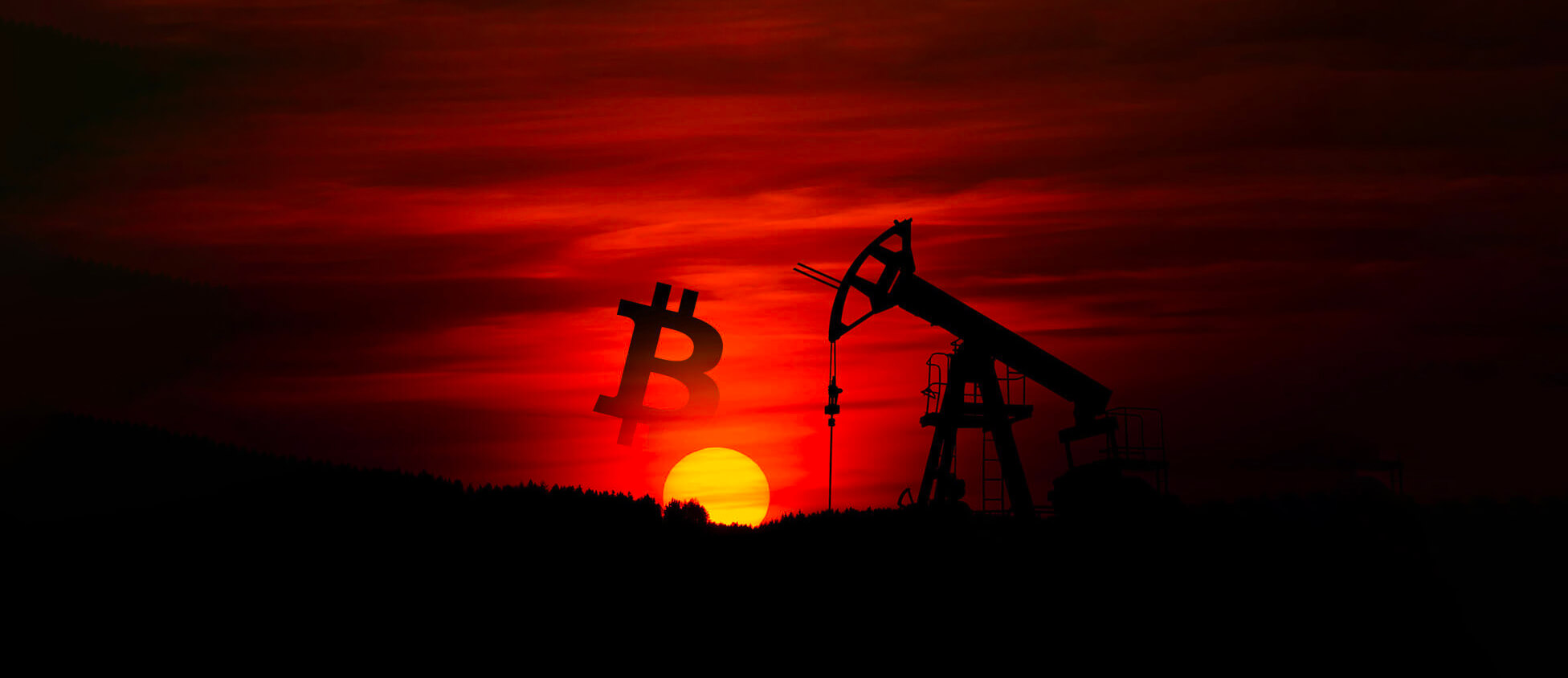 Bitcoin and Oil & Gas Are Fighting the Same Battle
